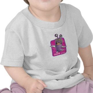 Monstruos, el abucheo Disney del inc. Camisetas