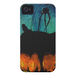 Monstruos en el crepúsculo iPhone 4 carcasas