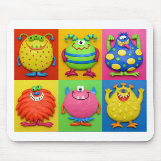Monstruos Mouse Pads