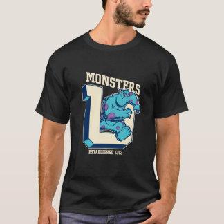 Monstruos U - Establecido 1313 Playera
