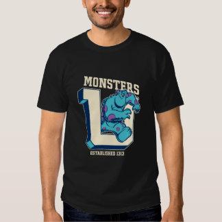 Monstruos U - Establecido 1313 Polera