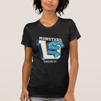 Monstruos U - Establecido 1313 Poleras