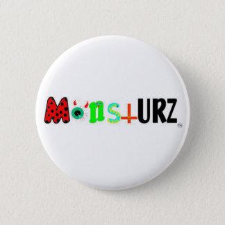 monstURZ Pinback Button