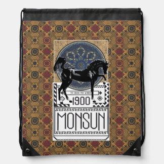 Monsun The Grand Prix Winner - Drawstring Backpack