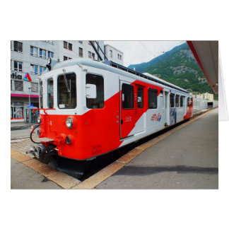 Mont Blanc express Card