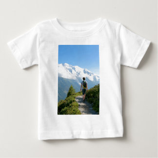 Mont Blanc France Baby T-Shirt