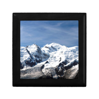 Mont Blanc France Keepsake Boxes