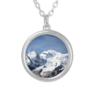 Mont Blanc France Personalised Necklace