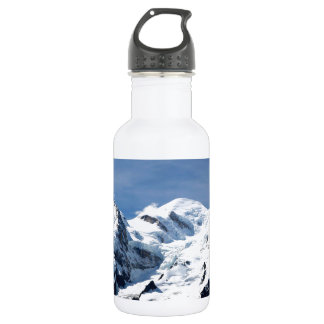 Mont Blanc France Stainless Steel Water Bottle