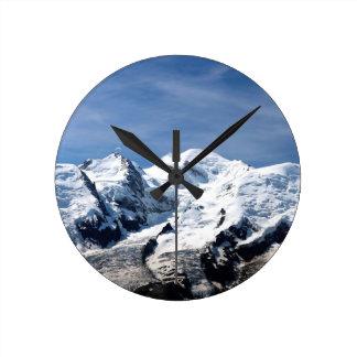 Mont Blanc France Wall Clocks