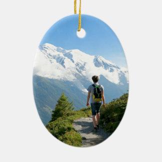 Mont Blanc Francia Adorno De Navidad
