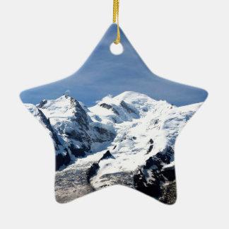 Mont Blanc Francia Adornos