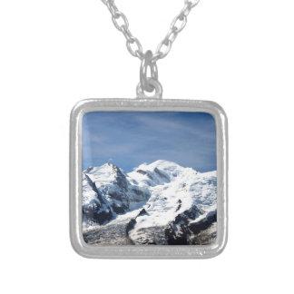 Mont Blanc Francia Colgante Cuadrado