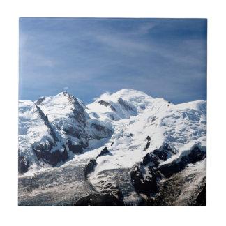 Mont Blanc Francia Teja