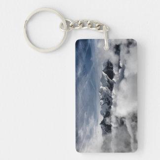 Mont-Blanc keychain