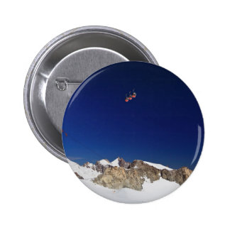 Mont Blanc massif and mer de glace Buttons