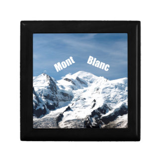 Mont Blanc Mountain - Magnificent! Gift Boxes