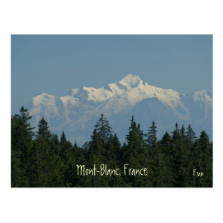 Mont Blanc Postal