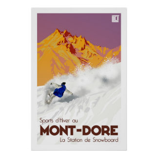 Mont Dore Posters