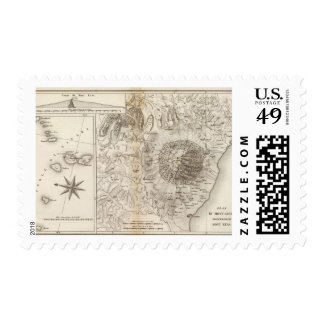 Mont Gibel, Etna Postage Stamps