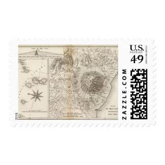 Mont Gibel, Etna Postage Stamp