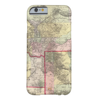 Mont, Ida, Wyo Barely There iPhone 6 Case