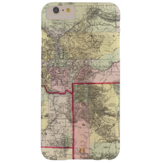 Mont, Ida, Wyo Barely There iPhone 6 Plus Case