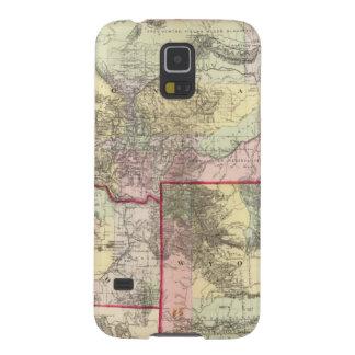 Mont, Ida, Wyo Case For Galaxy S5