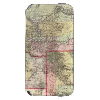 Mont, Ida, Wyo iPhone 6/6s Wallet Case