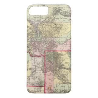 Mont, Ida, Wyo iPhone 8 Plus/7 Plus Case