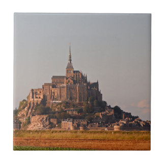 Mont Saint-Michel 3 Tile