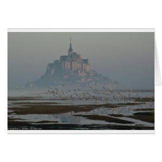 Mont Saint Michel Card