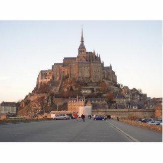 Mont Saint-Michel, France Cutout