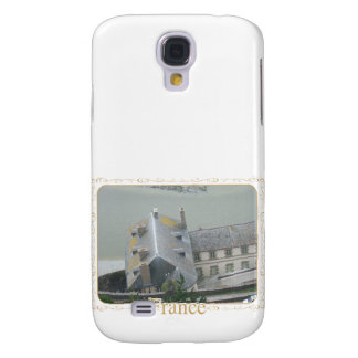 Mont Saint-Michel france Galaxy S4 Case