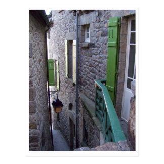 Mont Saint Michel, France Postcard