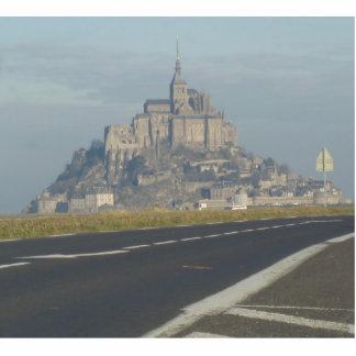 Mont Saint-Michel, France Statuette