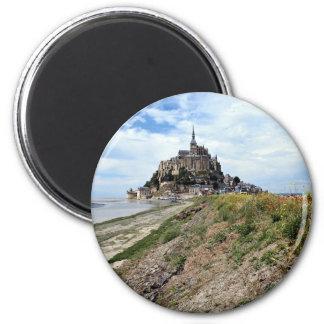 Mont-Saint-Michel, Normandy, France Magnet