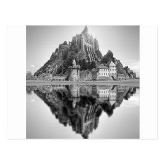 Mont Saint Michel Postcard