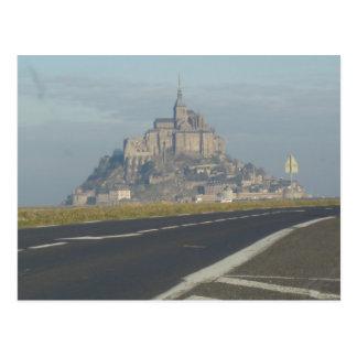 Mont Saint-Michel Postcard
