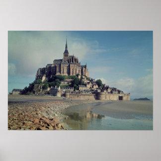 Mont Saint-Michel Print