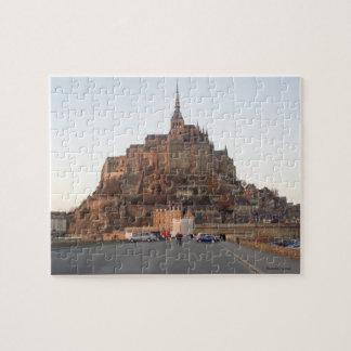 Mont Saint Michel Puzzle
