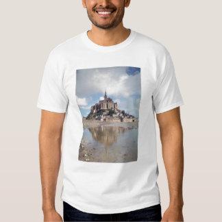 Mont Saint-Michel T Shirt