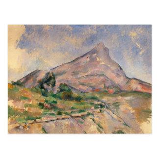 Mont Sainte-Victoire, 1897-98 Postal