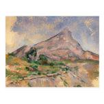 Mont Sainte-Victoire, 1897-98 Postcard