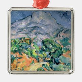 Mont Sainte-Victoire 1900 Adornos De Navidad