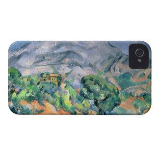 Mont Sainte-Victoire, 1900 iPhone 4 Funda