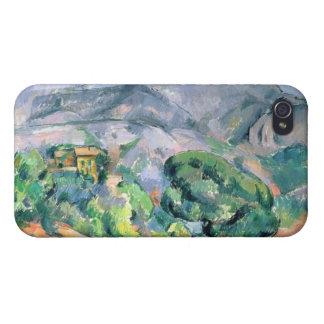 Mont Sainte-Victoire, 1900 iPhone 4 Coberturas