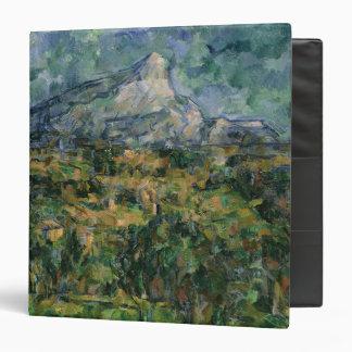 Mont Sainte-Victoire, 1904-05 Binder