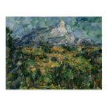 Mont Sainte-Victoire, 1904-05 Postal