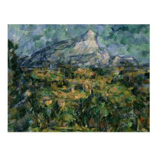 Mont Sainte-Victoire, 1904-05 Postcard
